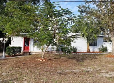 Seminole Single Family Home For Sale: 10701 59th Avenue