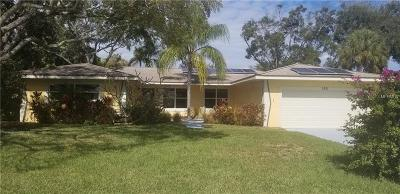 Belleair, Belleair Bluffs Single Family Home For Sale: 2881 Sunset Boulevard