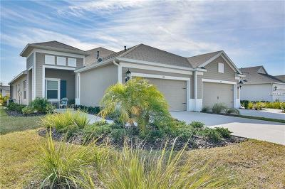 Apollo Beach FL Villa For Sale: $249,900