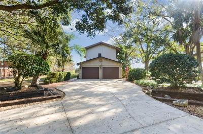 Tampa Single Family Home For Sale: 7425 Bay Drive