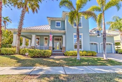 Apollo Beach Single Family Home For Sale: 628 Manns Harbor Drive