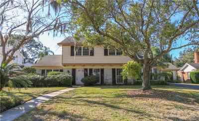 Tampa FL Single Family Home For Sale: $319,900