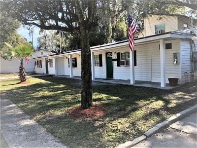Plant City Multi Family Home For Sale: 507 W Baker Street