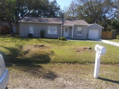 Single Family Home For Sale: 1014 W Blann Drive
