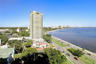 Tampa FL Condo For Sale: $650,000