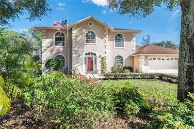 Plant City Single Family Home For Sale: 2810 Forest Club Drive