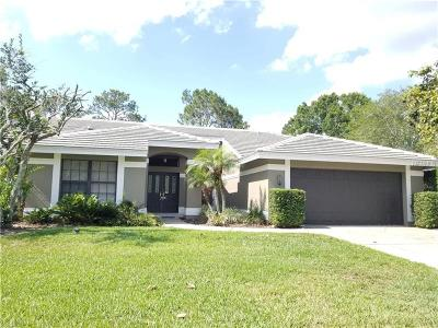 Wesley Chapel Single Family Home For Sale: 30231 Fairway Drive