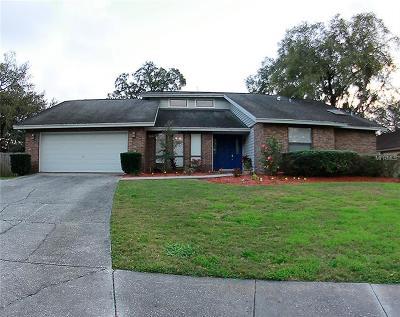 Temple Terrace Single Family Home For Sale: 9213 Kingsridge Drive