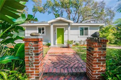 Tampa Single Family Home For Sale: 2808 S Concordia Avenue
