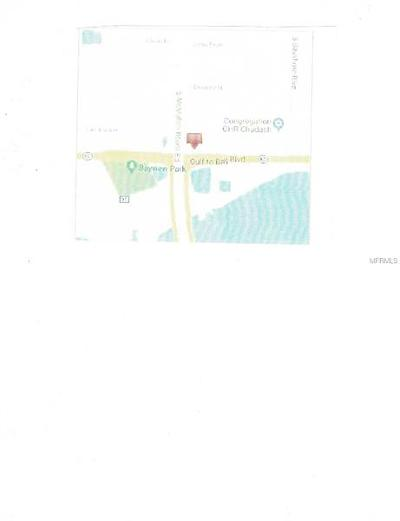 St Petersburg, Clearwater Commercial For Sale: 3100 Gulf To Bay Boulevard