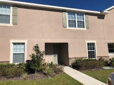Wesley Chapel Townhouse For Sale: 4942 Wrangler Way