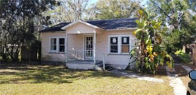Plant City Single Family Home For Sale: 705 N Pennsylvania Avenue