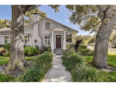 Pinellas County, Pasco County, Hernando County, Hillsborough County, Manatee County Multi Family Home For Sale: 602 Wilkie Street