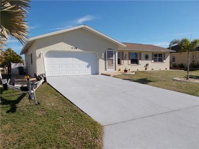 Port Charlotte Single Family Home For Sale: 128 Leland Street SE