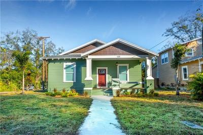 Tampa Single Family Home For Sale: 501 W Alva Street