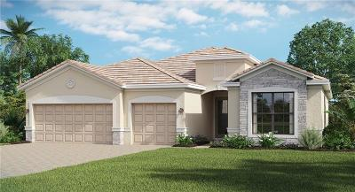 Bradenton Single Family Home For Sale: 18045 Polo Trail