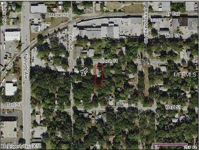 Pinellas County Residential Lots & Land For Sale: 907 Plaza Street