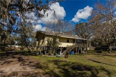 Plant City Single Family Home For Sale: 3501 Stanley Road