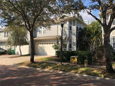 Townhouse For Sale: 2865 Bayshore Trails Drive