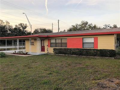 Winter Haven Single Family Home For Sale: 127 Coleman Road