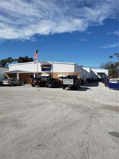 St Petersburg, Clearwater Commercial For Sale: 13750 49th Street N #D