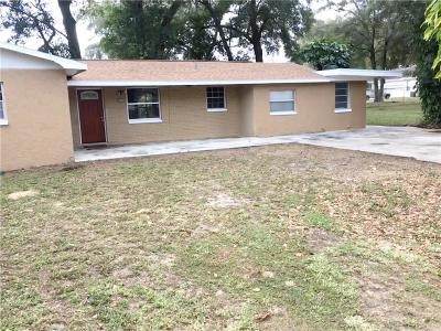 Thonotosassa Single Family Home For Sale: 9602 Theresa Drive