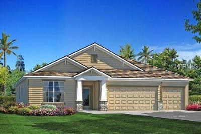 Riverview Single Family Home For Sale: 12417 Brick Cobblestone