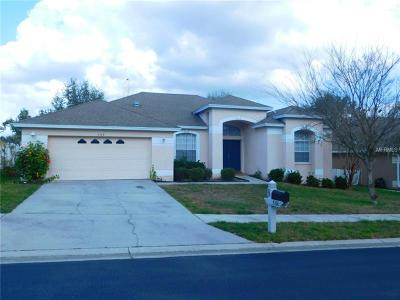 Spring Hill FL Single Family Home For Sale: $260,000
