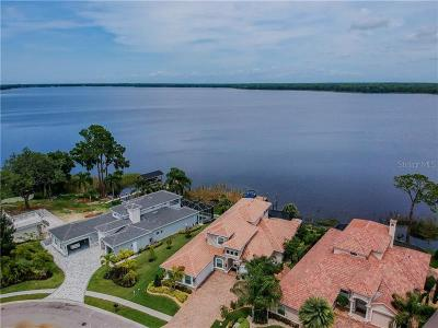 Palm Harbor Single Family Home For Sale: 4586 Grand Lakeside Drive
