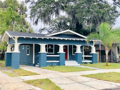 Tampa Single Family Home For Sale: 415 W Amelia Avenue