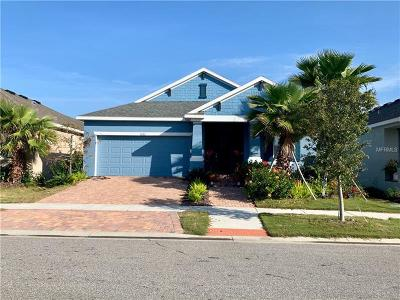 Apollo Beach Single Family Home For Sale: 5233 Admiral Pointe Drive