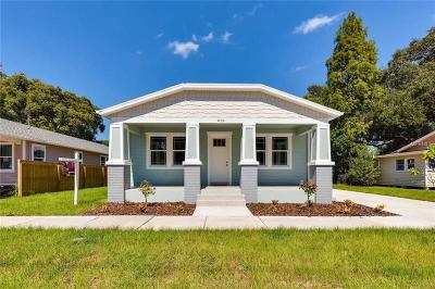 Tampa Single Family Home For Sale: 2820 E Durham Street