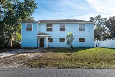 Tampa Single Family Home For Sale: 204 W 101st Avenue