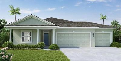 Riverview Single Family Home For Sale: 12424 Brick Cobblestone