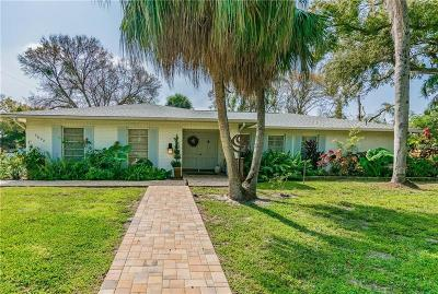 Tampa Single Family Home For Sale: 3802 Dana Shores Drive