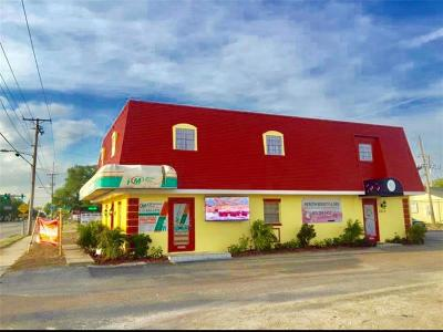Tampa Commercial For Sale: 5519 Hanley Road