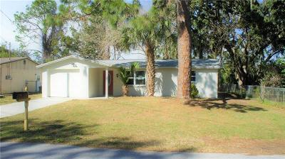 Hudson Single Family Home For Sale: 8121 Gulf Way
