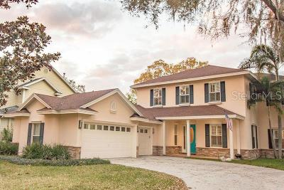 Tamp)a, Tampa Single Family Home For Sale: 2113 Carroll Landing Drive