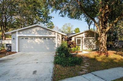 Tampa Single Family Home For Sale: 15818 Hound Horn Lane