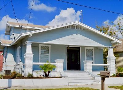 Tampa Single Family Home For Sale: 2331 W La Salle Street