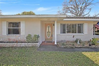 Dunedin Single Family Home For Sale: 859 Virginia Street