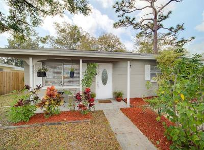 St Petersburg Single Family Home For Sale: 5800 Magnolia Street N