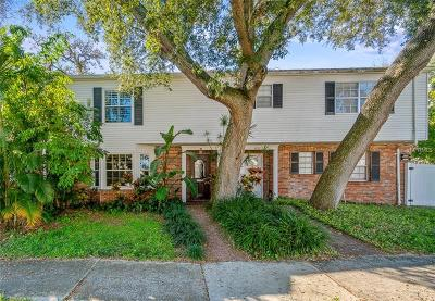 Tampa Townhouse For Sale: 4614 W North B Street