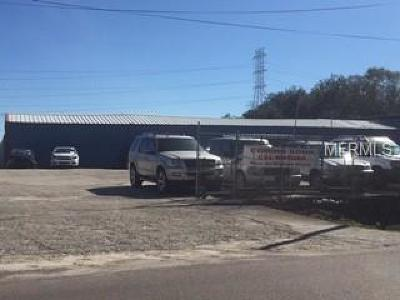 Hillsborough County Commercial For Sale: 8020 S 78th Street