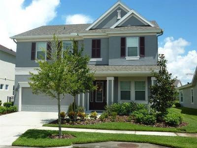 Apollo Beach Single Family Home For Sale: 6813 Park Strand Drive