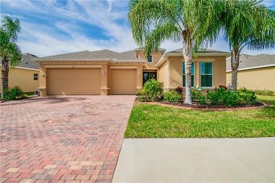 Sun City Center Single Family Home For Sale: 1719 Pacific Dunes Drive