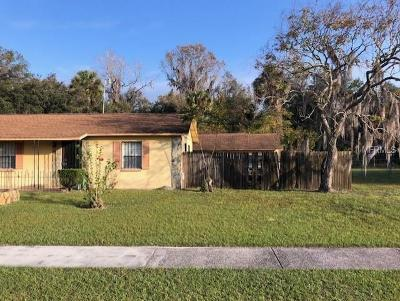 Plant City Single Family Home For Sale: 2908 N Willow Drive