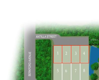 Tampa Residential Lots & Land For Sale: Antilla Street