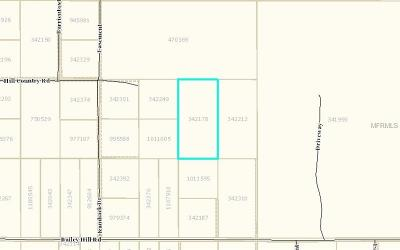 Hernando County, Hillsborough County, Pasco County, Pinellas County Residential Lots & Land For Sale: Hill Country Road