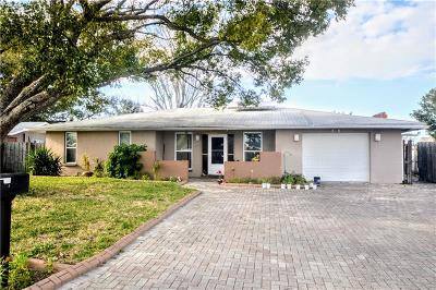 Port Richey Single Family Home For Sale: 10137 Hoop Court